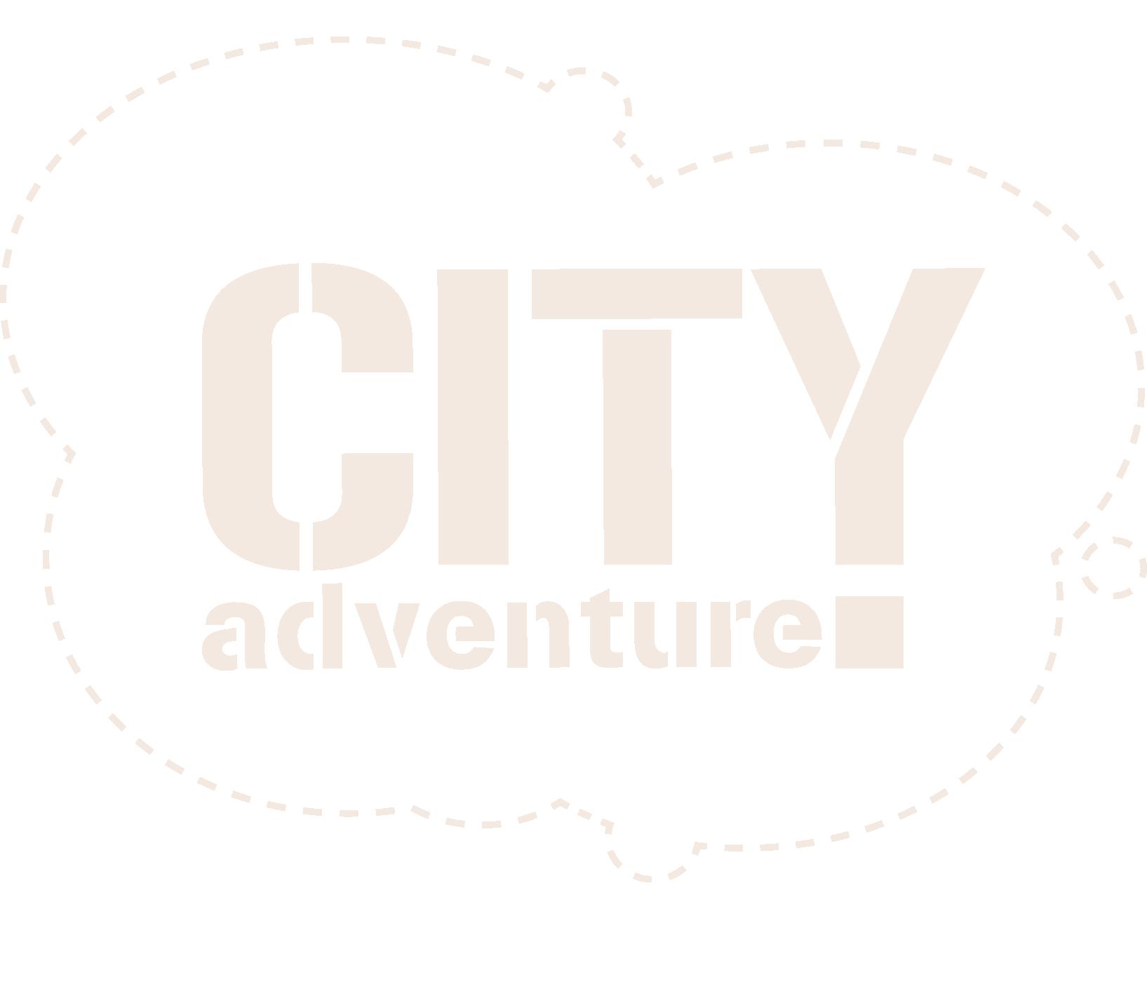 logo city adventure mono